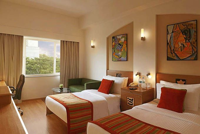 Superior Room at Bangalore Lemon Tree Hotel Electronic City